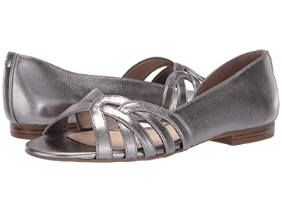 Circus by Sam Edelman Belinda (Pewter New Metal Grain) Women