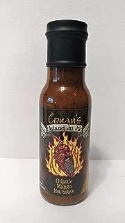 Conan's Island Ju Ju Hot Sauce (Chipotle Mango)