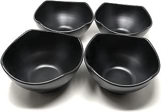 ASIAN HOME 56 Ounce Large Melamine Japanese Ramen Noodle Soup Bowl Hard Plastic Dishware for Udon Soba Pho Asian Noodles - 8.27