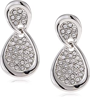 Mestige Tamika Earrings with Swarovski Crystals