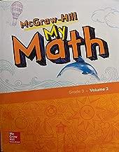 McGraw-Hill My Math, Grade 3, Student Edition, Volume 2, 9780079057624, 0079057624