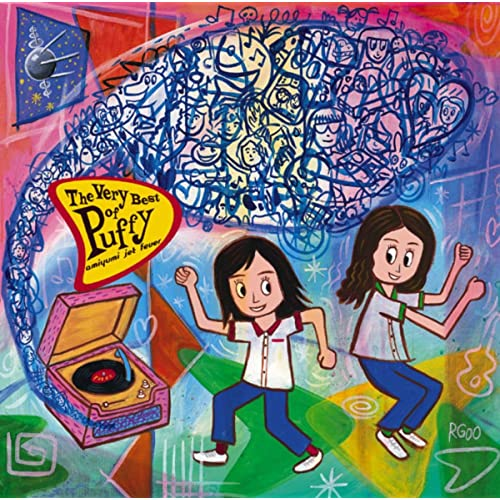 THE VERY BEST OF PUFFY/amiyumi JET FEVER