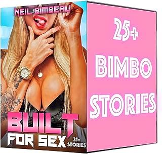 Built For Sex: A Primal Bimbo Bundle (25 Stories)