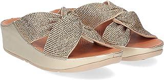 Fitflop Twiss Crystal Slide Sandal