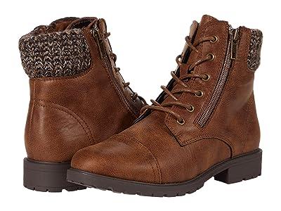 Steve Madden Kids Bibanna (Little Kid/Big Kid) (Brown) Girls Shoes