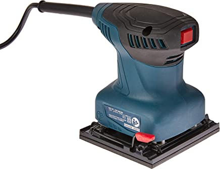 Lixadeira GSS 140 220W 220V, Bosch 06012A80E0-000, Azul