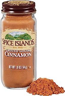 Spice Islands Ground Cinnamon, 1.9 Oz