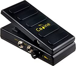 Caline CP-31P Guitar Effect Pedal Volume Pedal With Boost Funtion Two In.Two Out