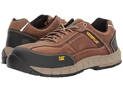 Caterpillar Streamline Composite Toe (Dark Beige) Men