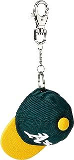 [ニューエラ] ベースボールキャップ CAP KEY HOLDER オークランド・アスレチックス [ユニセックス] 11117793 チームカラー 日本 OSFA (FREE サイズ)