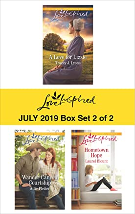 Harlequin Love Inspired July 2019 - Box Set 2 of 2: An Anthology (English Edition)