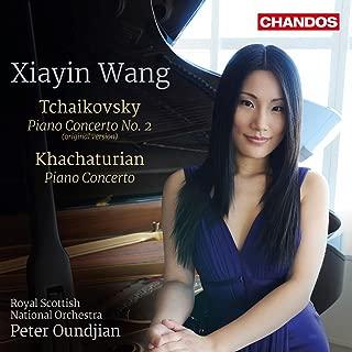 Tchaikovsky & Khachaturian: Piano Concertos