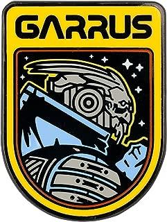 Official Sanshee Mass Effect - Garrus Retro Cloisonné Enamel Pin