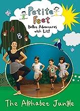 Petite Feet 2: Ballet Adventures with Liz - The Alphabet Jungle