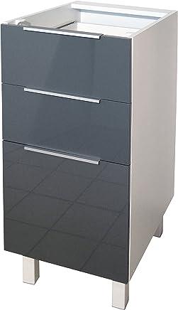 Suchergebnis auf Amazon.de für: Küchenunterschrank Hochglanz ...