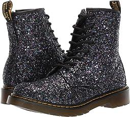Oily Black Chunky Glitter