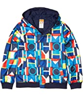 Reversible Hooded Jacket (Little Kids/Big Kids)