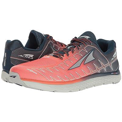 Altra Footwear One V3 (Orange) Men