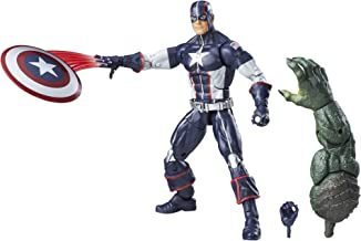 Marvel 6-Inch Legends Series Secret War Captain America