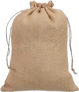 Best burlap sack with drawstring Reviews