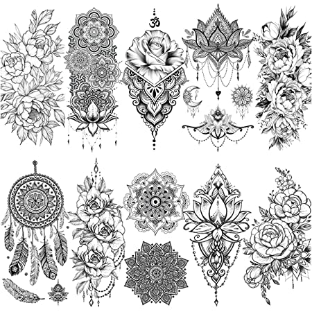 Natur Blatt Blatter Handgelenk Tattoo Ideen 15