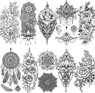 49 Ideas Tattoo Mandala Vorlage Blume For