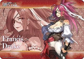 キャラクター万能ラバーマット Fate/EXTELLA LINK フランシス・ドレイク 約長辺520×短辺370×厚さ2mm