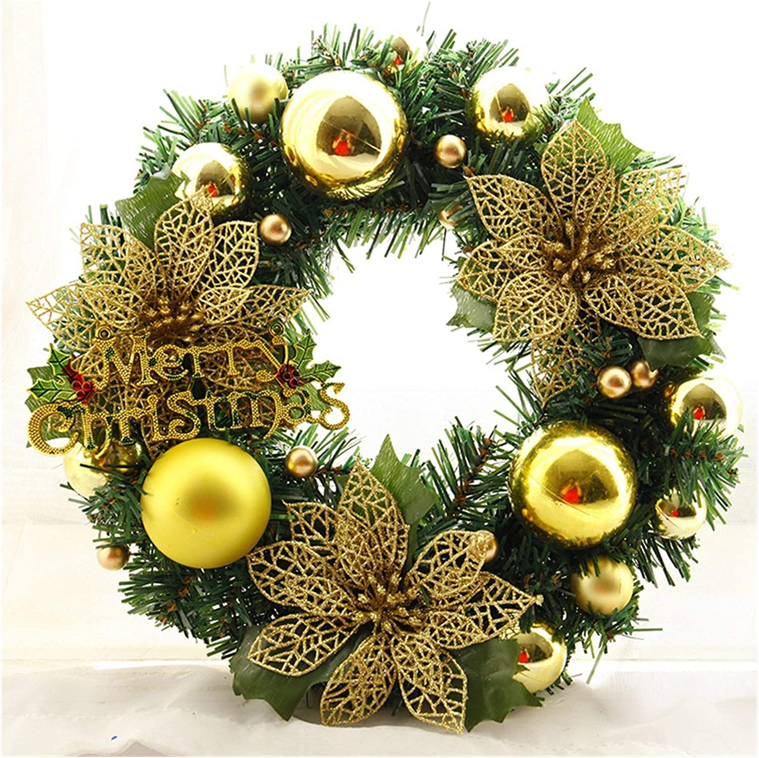 JDJD Christmas Wreath Handmade Purchase Rattan M Shopping Pendant Online limited product Garland