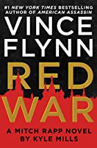 Cover image of Red War by Kyle Mills & Vince Flynn