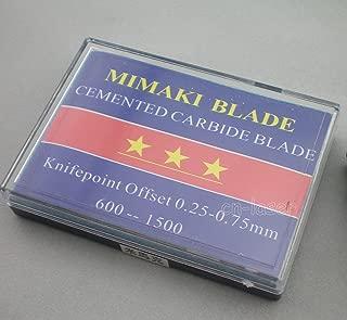 15Pcs 45° HQ Blades for Mimaki Vinyl Cutter Cutting Plotter