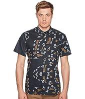 Billy Reid - Short Sleeve Tuscumbia Print Shirt