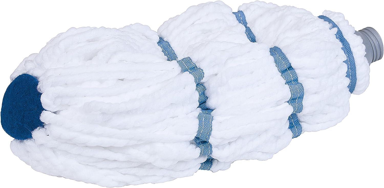 Quickie Microfiber Twist Mop Refill Now on sale 16- Super sale - H11 White 0362M312