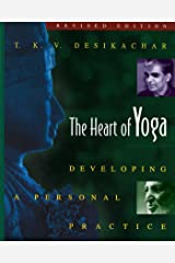 The Heart of Yoga: Developing a Personal Practice Kindle Edition