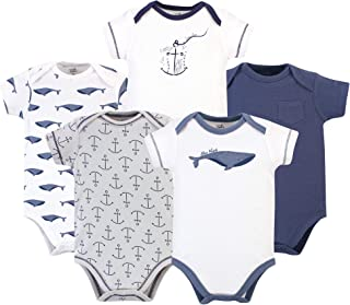 Touched by Nature Unisex Baby Organic Cotton Bodysuits