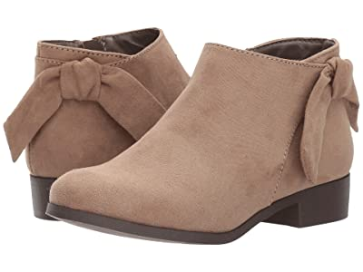 Nine West Kids Samarah (Little Kid/Big Kid) (Taupe Microfiber) Girl