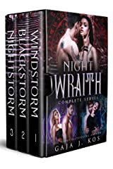 Nightwraith: Complete Enemies to Lovers Paranormal Romance Series Kindle Edition