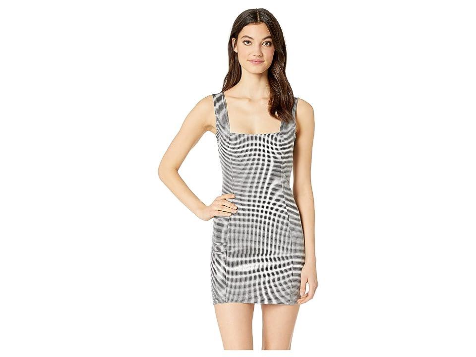 Amuse Society Check It Dress (Multi) Women