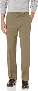 Men's Classic Fit Easy Khaki Pants D3