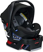 Britax B-Safe Ultra Infant Car Seat - 4 to 35 Pounds - Rear Facing - 2 Layer Impact Protection, Noir