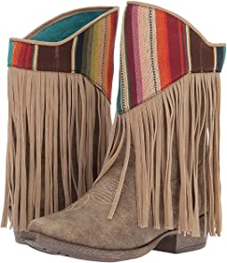 Brown/Serape