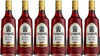 Sobieski Krupnik Wodka Kirsche Likör 1 x 0.5 l