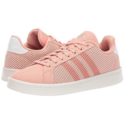 adidas Grand Court (Dust Pink/Dust Pink/Clear Orange) Women