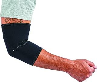 Ergodyne ProFlex 650 Neoprene Elbow Sleeve, Black, Large
