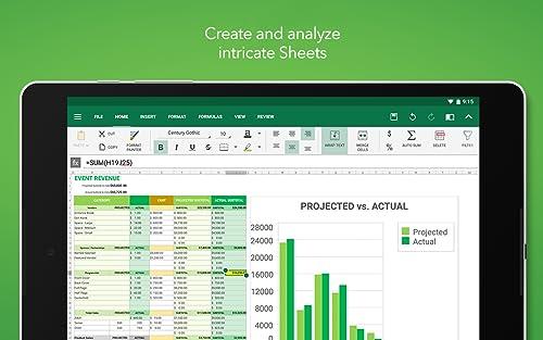 『OfficeSuite Professional』の3枚目の画像