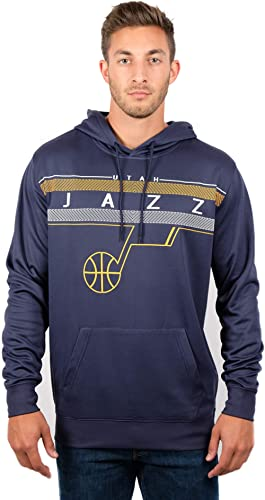 Ultra Game NBA Men's Fleece Hoodie Pullover Sweatshirt