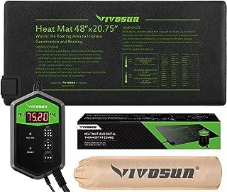 greenhouse heat mats