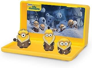 Minions Micro Minion Playset - Bored Silly Minions