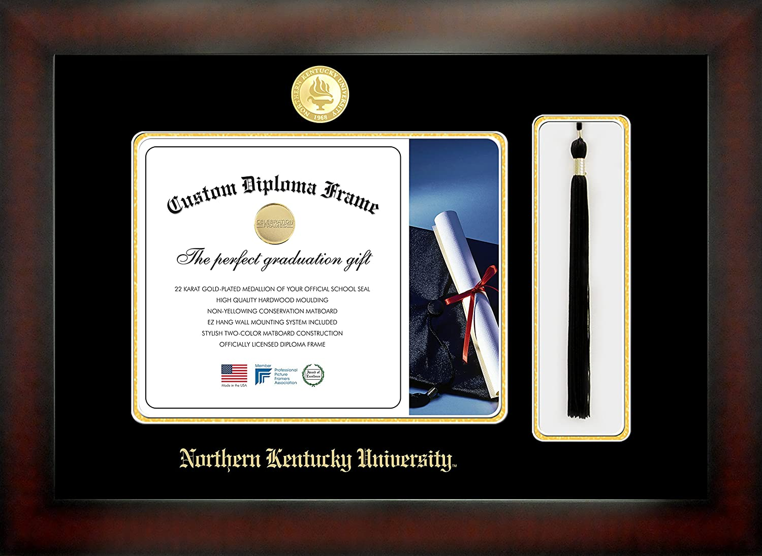 Celebration Sale SALE% OFF Frames sold out Infinity Mahogany Frame Diploma