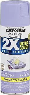 Best lavender white paint Reviews