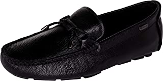 Venturini Men's Leather Loafer Shoes